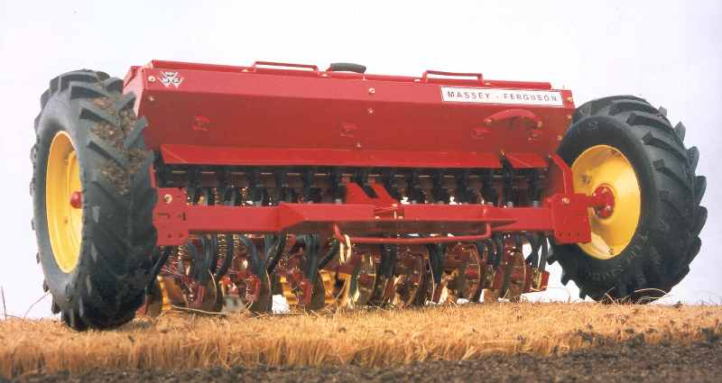 How To Tire Size >> Massey Ferguson Drill